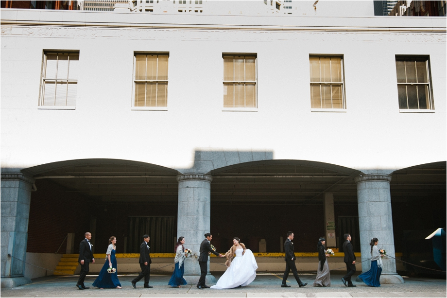 25 30 Seattle: Elegant Urban Seattle Wedding At Hotel 1000