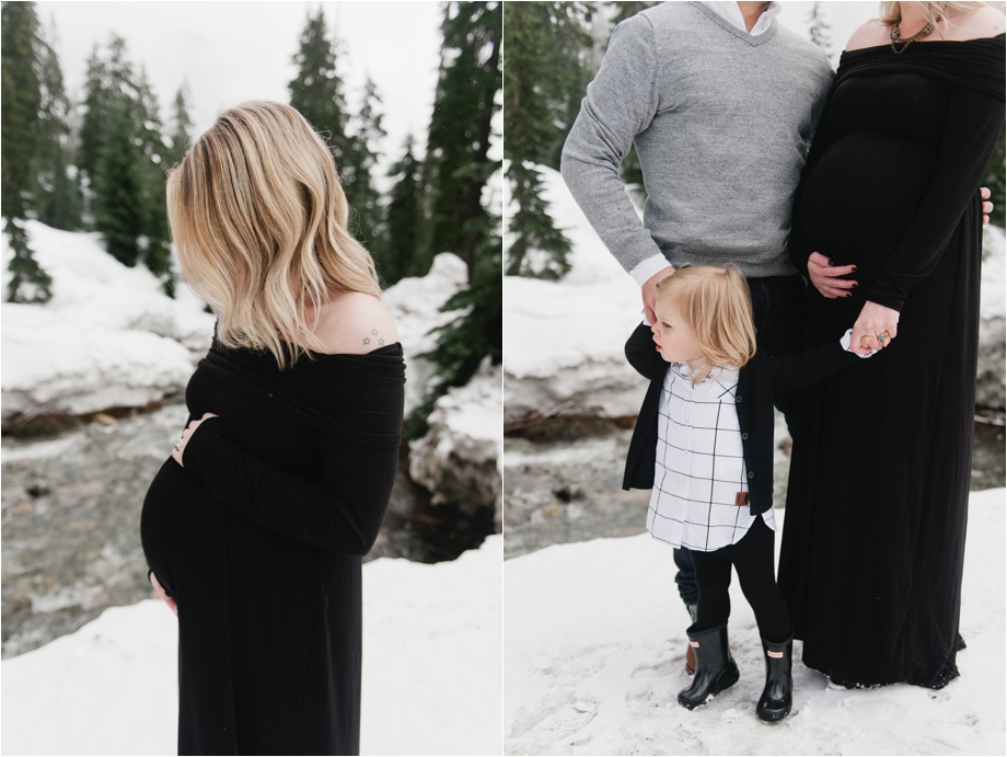 21 maternity session with toddler meredith mckee photography