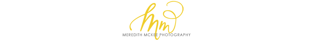 Meredith McKee Photography: Seattle Wedding Photographer logo